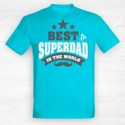 Best Superdad In The World