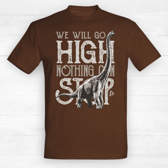 We Will Go High Nothing Can Stop