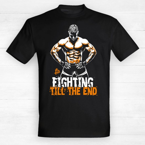 MMA Fighting Till The End
