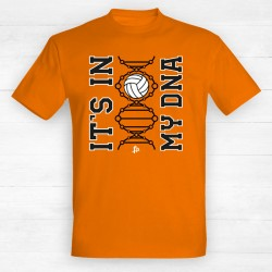 Its In My DNA Volleyball