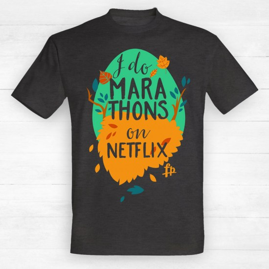 I Do Marathons On Netflix