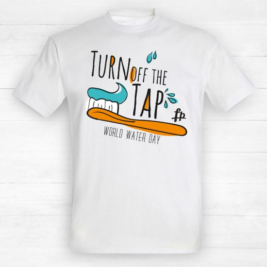 Turn Off The Tap - World Water Day