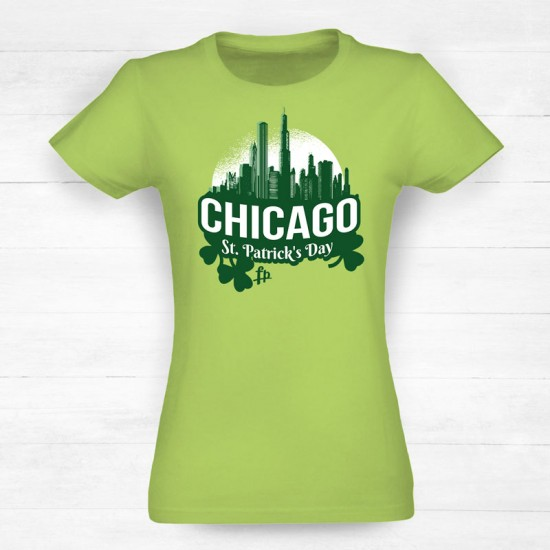 Chicago St Patrick's Day