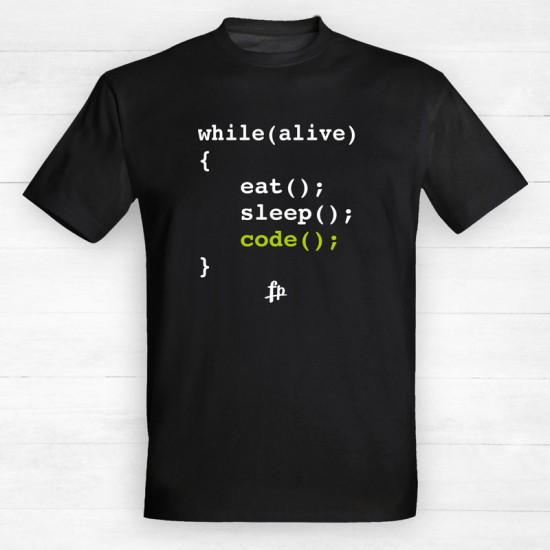 Eat Sleep Code - Programmer