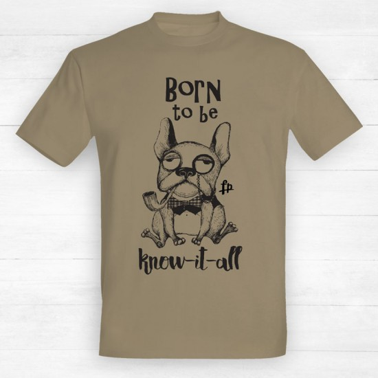 Funny Dogs - Born To Be Know It All