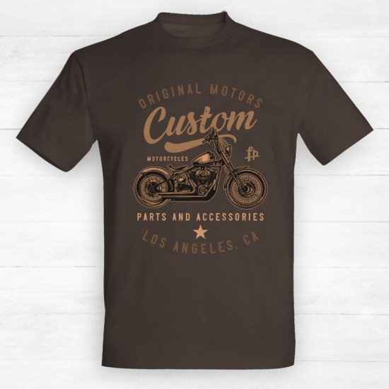 Original Motors Custom Parts