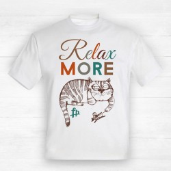 Funny Cats - Relax More