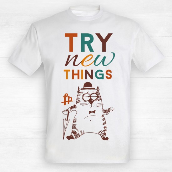 Funny Cats - Try New Things