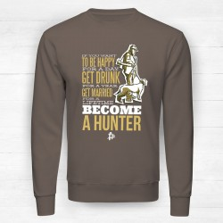 Become A Hunter