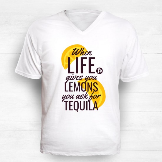 When life gives you lemons, you ask for tequila