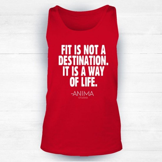 Fit is a way of life