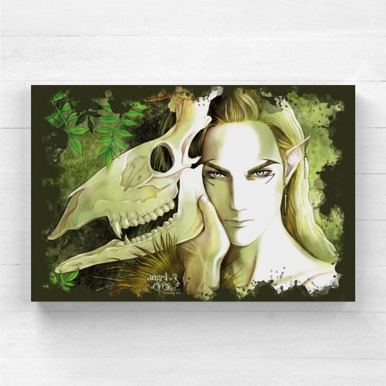 Great Hunter - Canvas Print