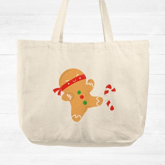 Ninja cookie - Tote Bag