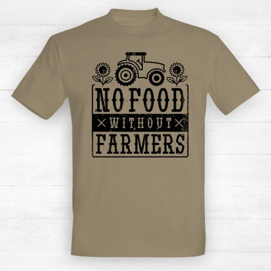 No food without farmers