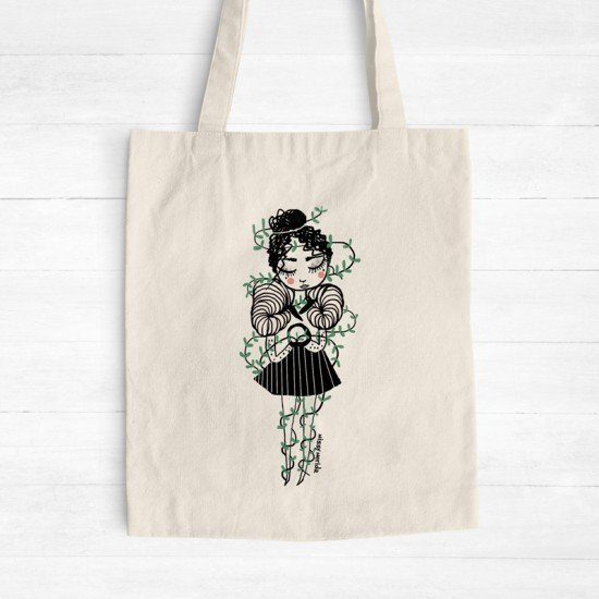 Blossom within - Tote Bag