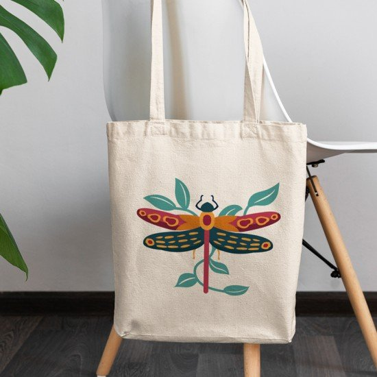 Sweet Dragonfly - Tote Bag
