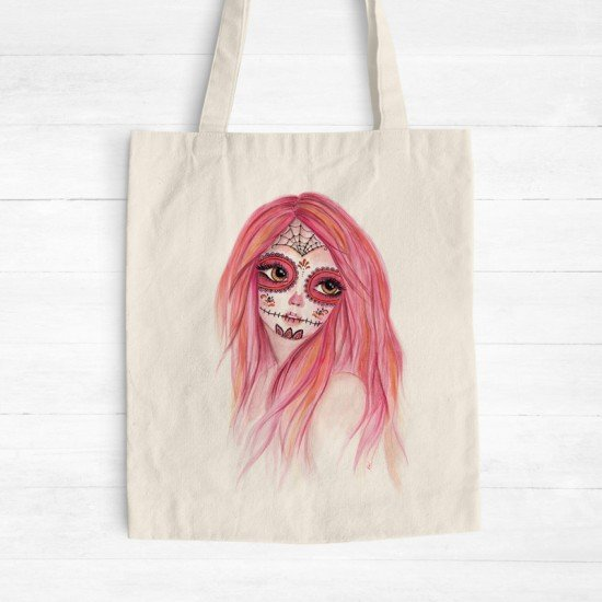Day of the Dead - Tote Bag