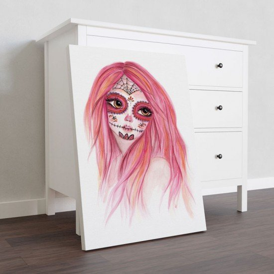 Day of the Dead - Canvas Print