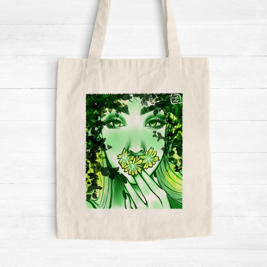 Natura - Cotton Tote Bag