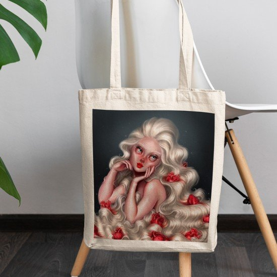 Hearty Girl - Cotton Tote Bag