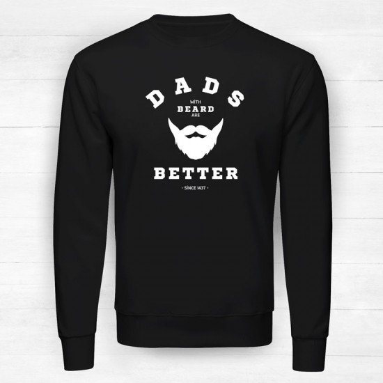 Dads with beard are better II
