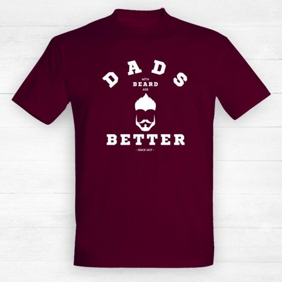 Dads with beard are better III