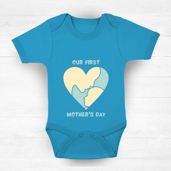 Our first Mother's Day - Boy