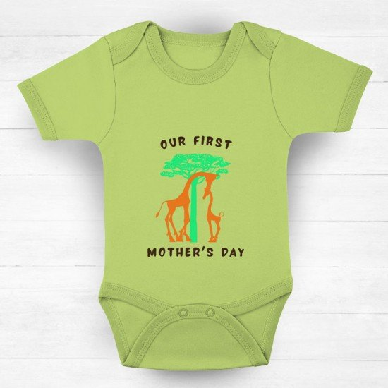 Our first Mother's Day - Giraffes