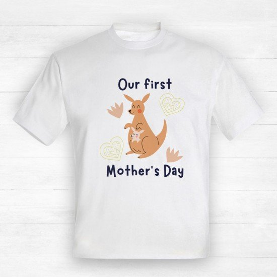 Our first Mother's Day - Kangaroo