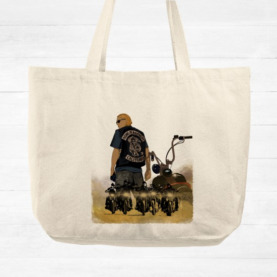 Sons of Anarchy - Cotton Tote Bag