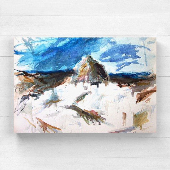 Amorgos Greece - Canvas Print