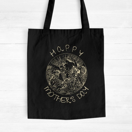 Happy Mother's Day - Cotton Tote Bag