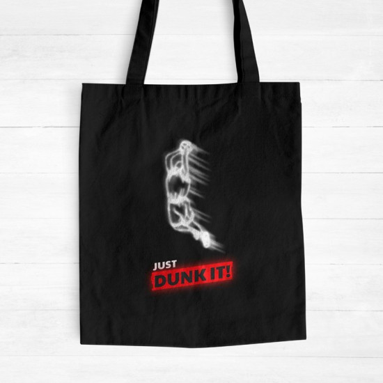 Just dunk it - Cotton Tote Bag