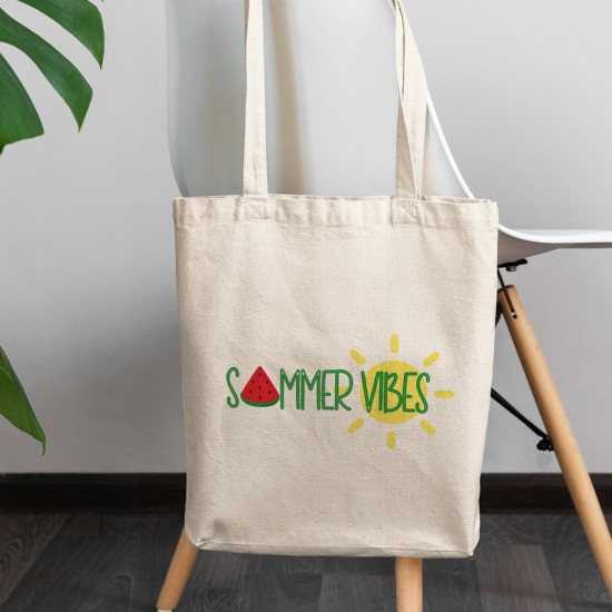 Summer vibes II - Cotton Tote Bag